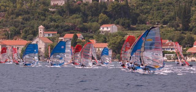 Formula Windsurfing World Championship 2013, Viganj, Croatia